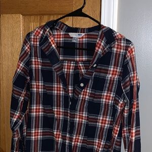 Old Navy Flannel Shirt - Size M